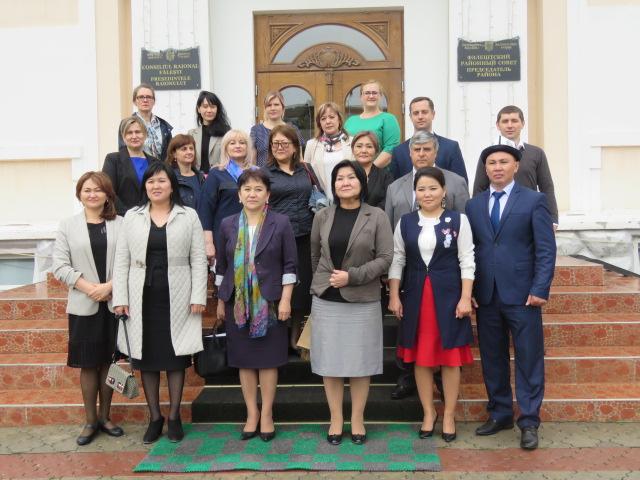 Intalnirea femeilor din Kargazstan